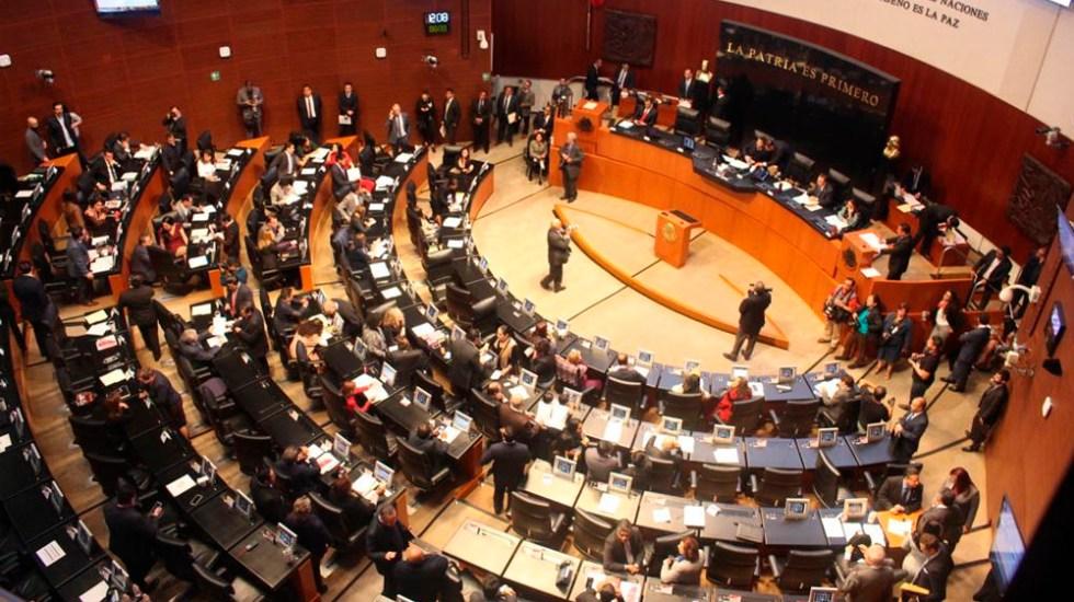 Senado ratifica a subsecretarios de Cancillería en periodo extraordinario - Senado aprueba la Guardia Nacional