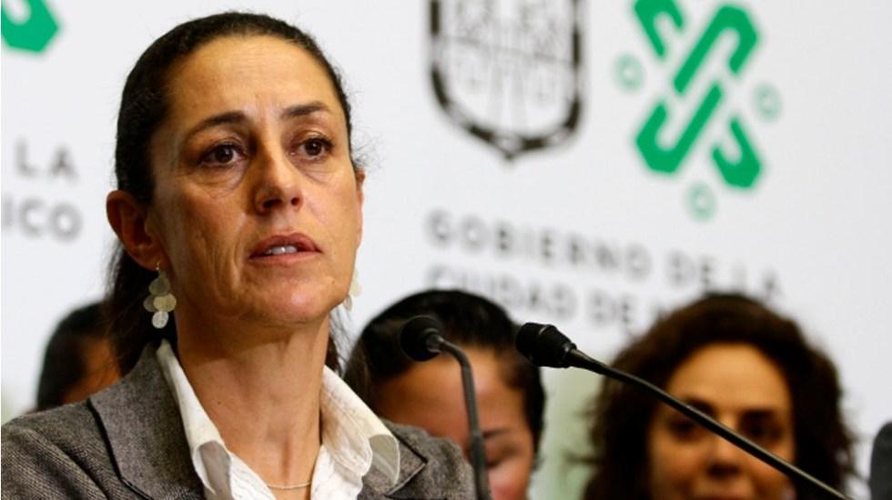 Sheinbaum pide buen comportamiento a porras del América y Pumas - Foto de Notimex