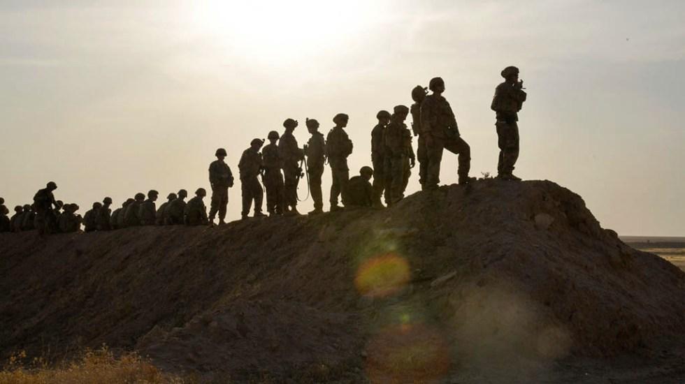 Estados Unidos retiró algunos soldados de Siria: Funcionario - Estado Islámico Estados Unidos