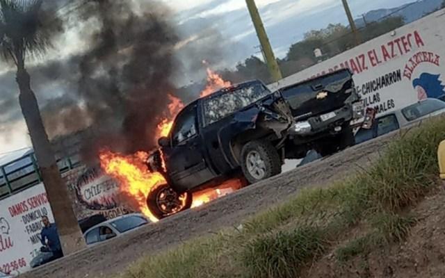 Investigan balacera entre grupos delincuenciales en Sonora