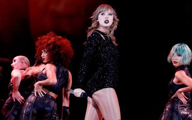Taylor Swift implementa reconocimiento de acosadores en concierto - Taylor Swift en concierto. foto de @taylorswift