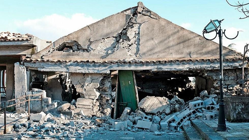 Sismo de 4.8 en Italia deja 28 heridos y 600 damnificados - Terremoto en Sicilia, Italia. Foto de Internet