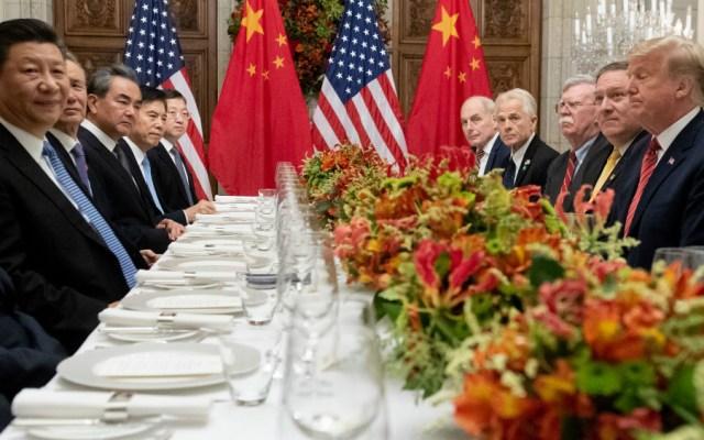 EE.UU. suspende por 90 días el aumento de aranceles a China - Foto de AFP