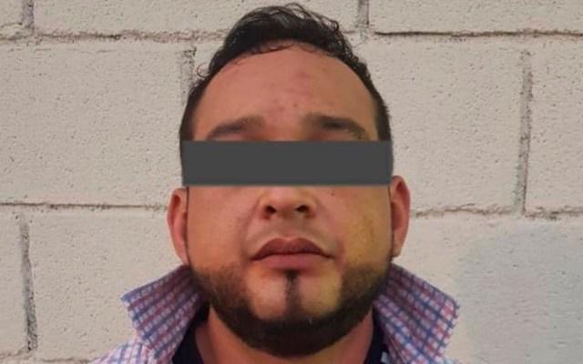 Detienen a chofer de Uber con droga en Nuevo León - Foto Especial