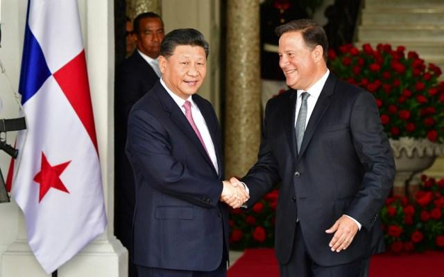 China busca en Panamá ampliar su comercio e influencia en América Latina - Foto de AFP