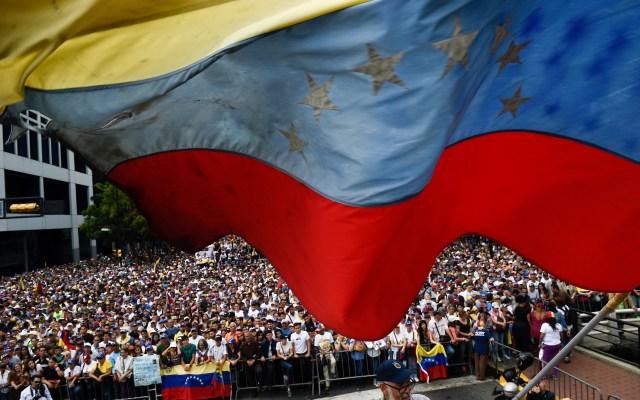 Reunión del Grupo de Lima sobre Venezuela será en Canadá - Foto de AFP