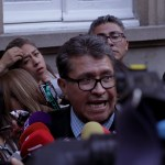 Entrevista a Ricardo Monreal, ¿qué ocurrirá con la Guardia Nacional en el Senado? -  NOTIMEX/FOTO/BERNARDO MONCADA/BMR/POL/