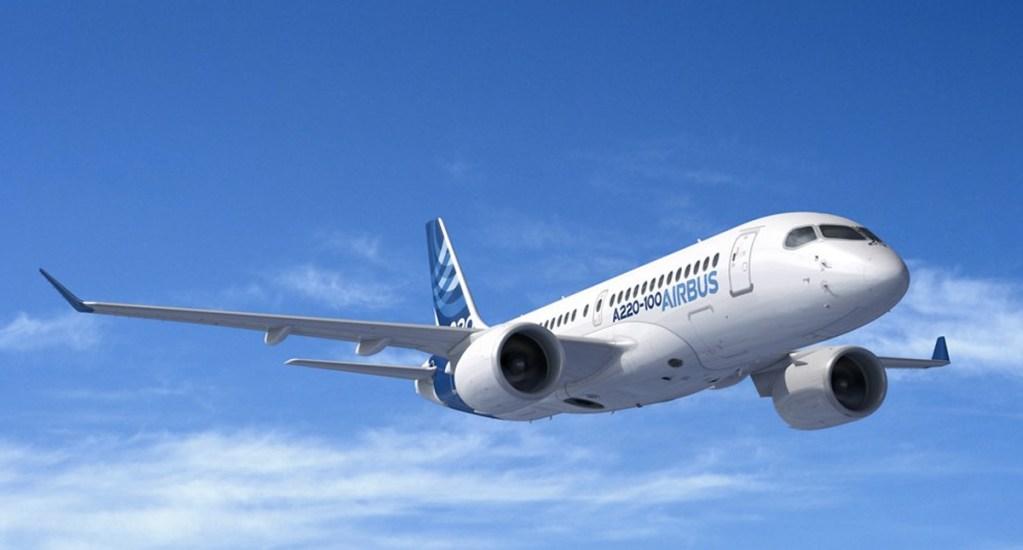 Airbus denuncia hackeo a sus aviones comerciales - Foto de Airbus