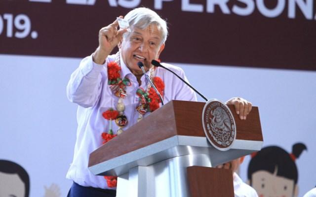Necesito apoyo de Fuerzas Armadas para seguridad: López Obrador - Foto de Notimex