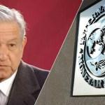 Va a fallar pronóstico del FMI sobre crecimiento: López Obrador - Foto Especial