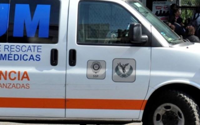 Empleados de recicladora golpean a ladrón en Iztapalapa - golpiza asaltante iztapalapa