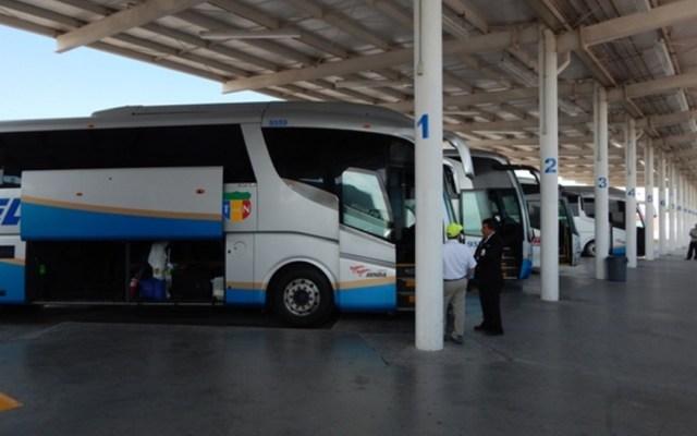 Niegan afectaciones en corridas de autobuses por desabasto de diésel - retraso autobuses bajío desabasto