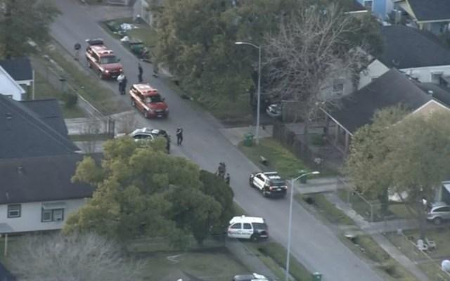 Tiroteo en Houston deja al menos cinco policías heridos - Tiroteo en Houston, Texas deja al menos cinco policías heridos