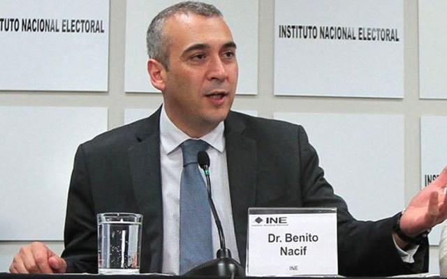 INE declara improcedente denuncia del PAN contra mensajes a favor de AMLO - Foto de Internet