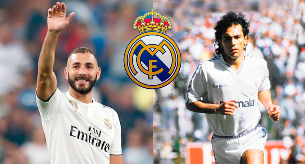 Benzema supera a Hugo Sánchez como sexto máximo goleador del Real Madrid