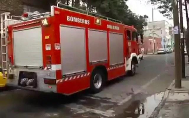 Bomberos combaten incendios en Tlalpan y Xochimilco - Foto de Noticieros Televisa
