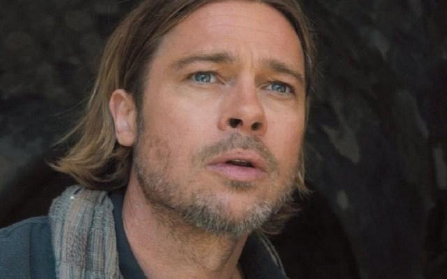 Fijan inicio de rodaje de secuela de Guerra Mundial Z - Brad Pitt en Guerra Mundial Z. Foto de Internet