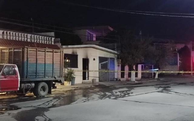 Muere hombre calcinado en incendio de vivienda en Monterrey - muere hombre calcinado monterrey