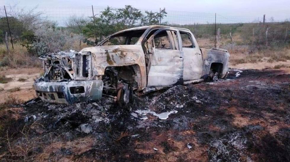Hallan 21 cadáveres en Tamaulipas - Foto Especial