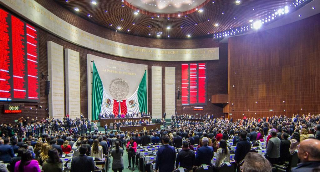 Proponen modificación a nombre de comisión de Cultura en la Cámara de Diputados - Foto de Notimex