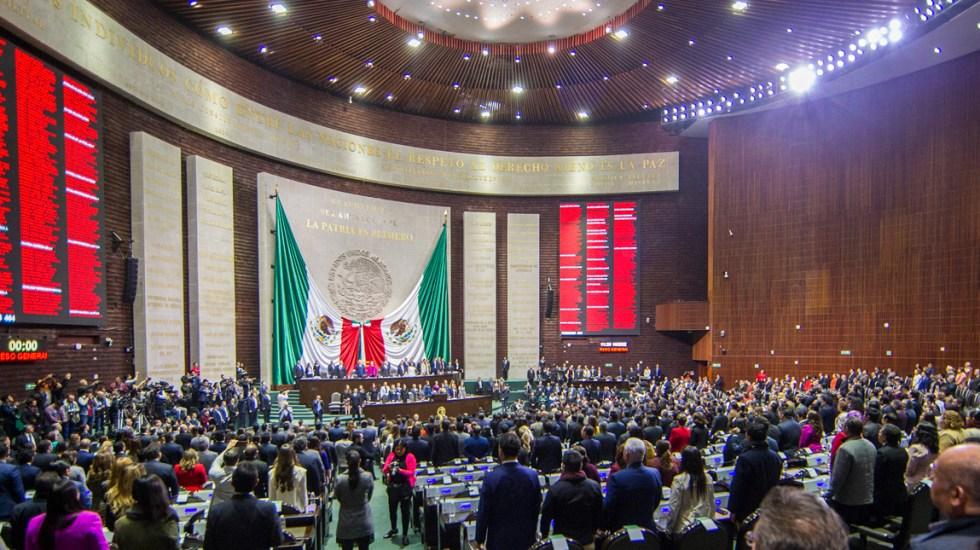Diputados incluirán modificaciones a dictamen de Guardia Nacional - Foto de Notimex