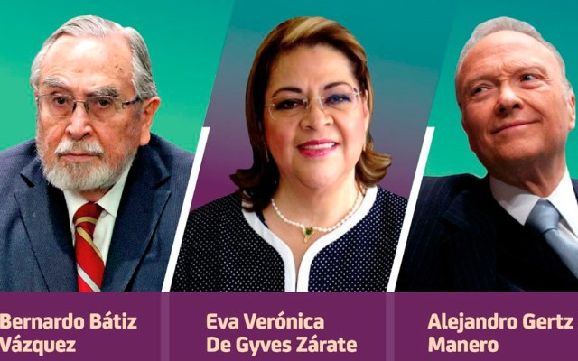 Inician comparecencias de aspirantes a Fiscal General - Foto de @senadomexicano