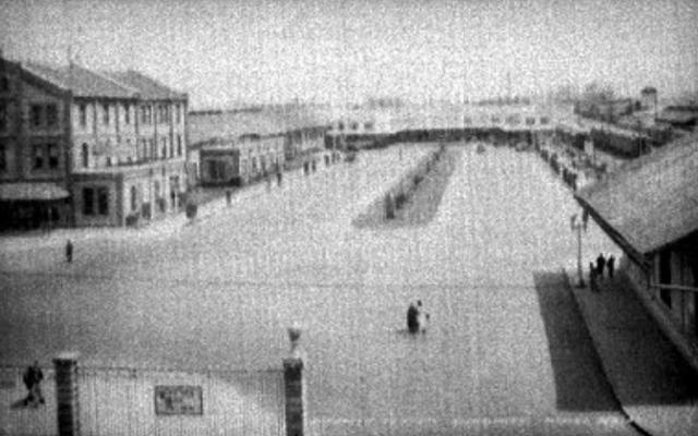 La Ciudad de México tuvo estaciones de trenes - Foto de la Mediateca del INAH.