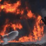 2010: la explosión de San Martín Texmelucan, Puebla - Foto de EFE.