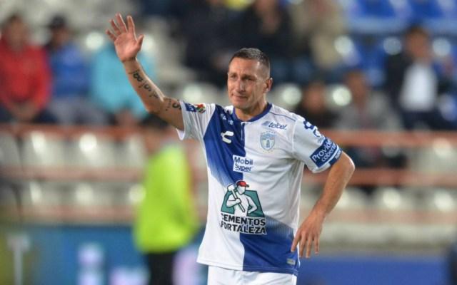 Palermo descarta a 'Chaco' Giménez de su cuerpo técnico - Foto de Mexsport