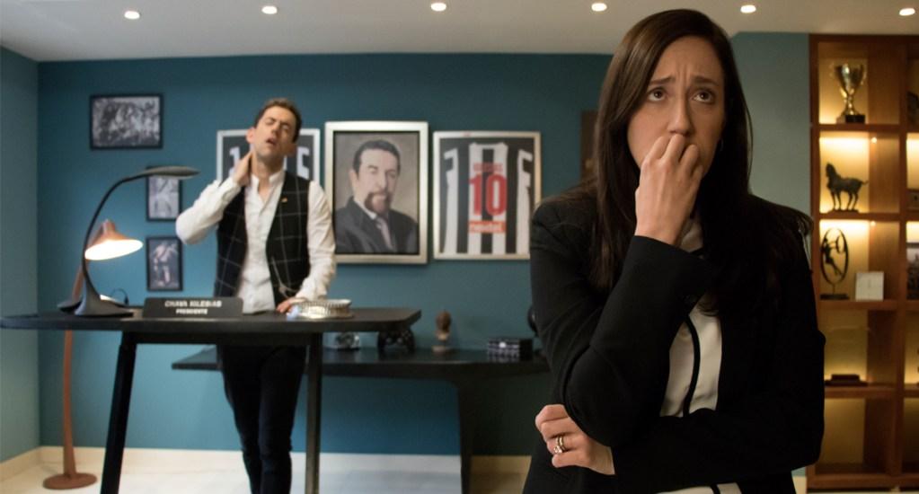 #Video El avance de la última temporada de 'Club de Cuervos' - Foto de Netflix
