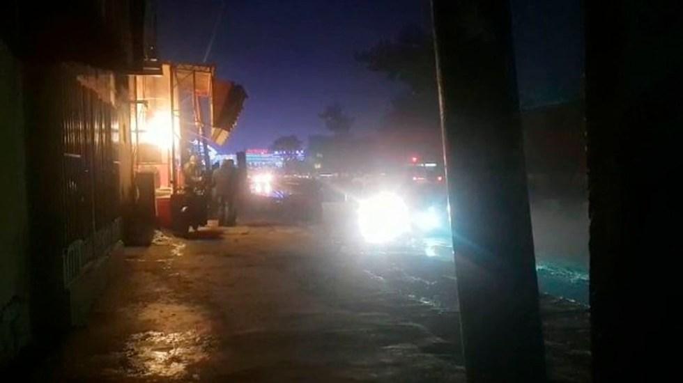 Explosión de coche bomba deja más de 40 heridos en Kabul - Foto de @TOLOnews