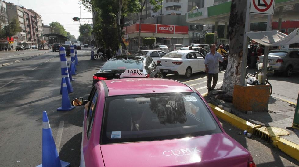 No se han detectado gasolineras que vendan combustible con sobreprecio: Profeco - Foto de Notimex