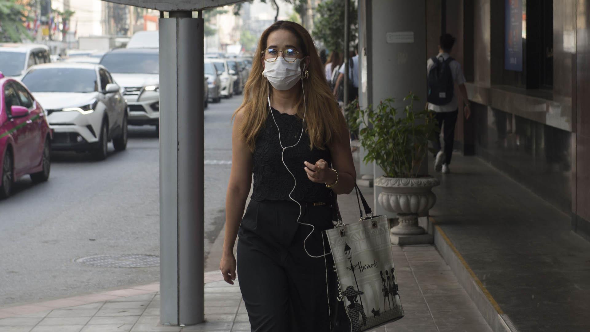 Contaminación. Foto de AFP / Romeo Gacad