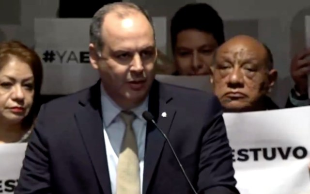 Elección de Gertz Manero como fiscal general es un engaño: Coparmex - Captura de Pantalla