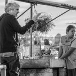 AMLO felicita a Cuarón por nominaciones de Roma al Oscar - Cuarón en Roma. Foto de Internet