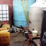 Persiguen y detienen a huachicoleros en Cuautitlán Izcalli