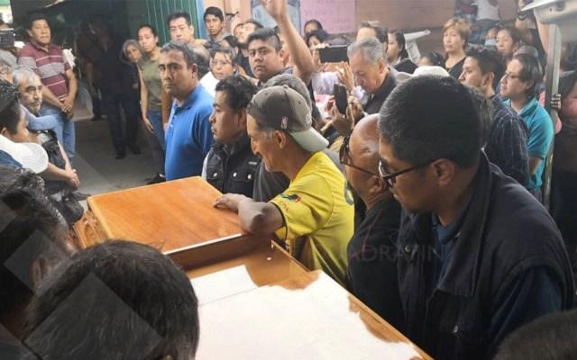 Reciben en Tlaxiaco, Oaxaca, cuerpo de síndico municipal - Foto de Quadratín