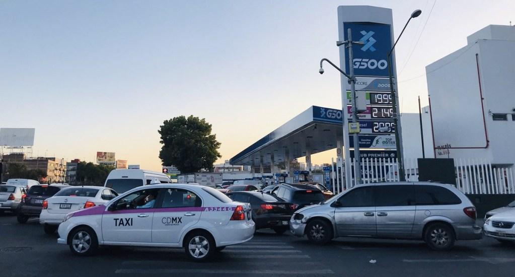 STPS desmiente rumores de suspensión de labores por desabasto de gasolina. Noticias en tiempo real