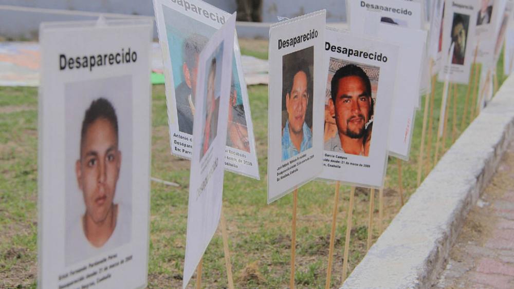 Propone PRD crear comisión de la verdad sobre desapariciones forzadas - Foto de Milenio