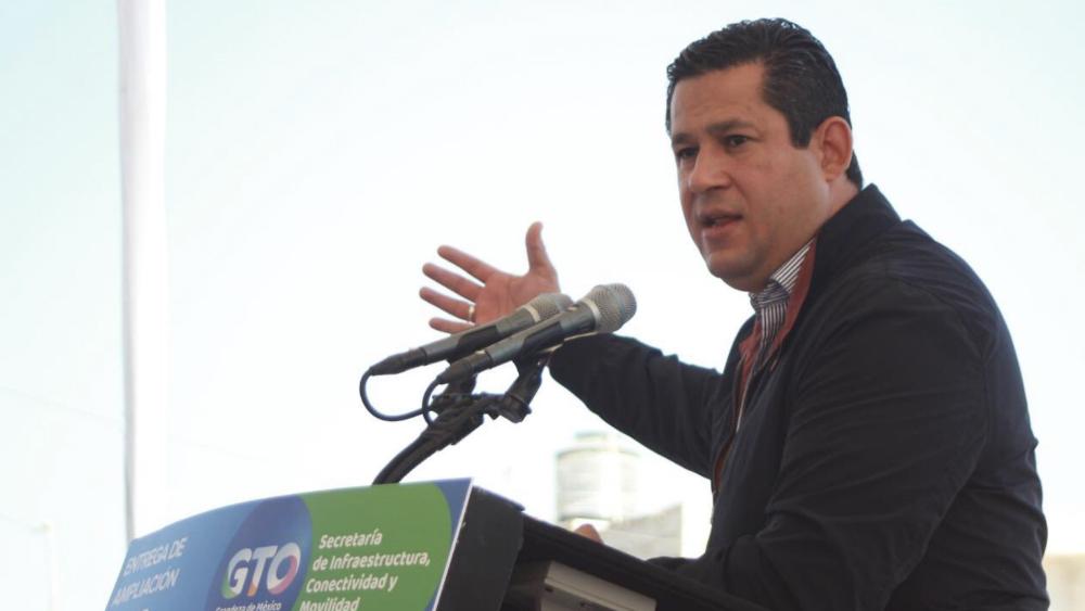 Diego Sinhue acusa a López Obrador de politizar seguridad en Guanajuato - Diego Sinhue