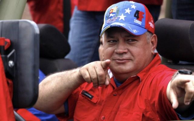 Venezuela se convertirá en un Vietnam si EE.UU. la invade: Cabello - Foto de @CaraotaDigital