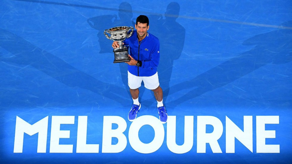 Djokovic supera a Nadal y conquista su séptimo Abierto de Australia - Djokovic conquista el abierto de australia