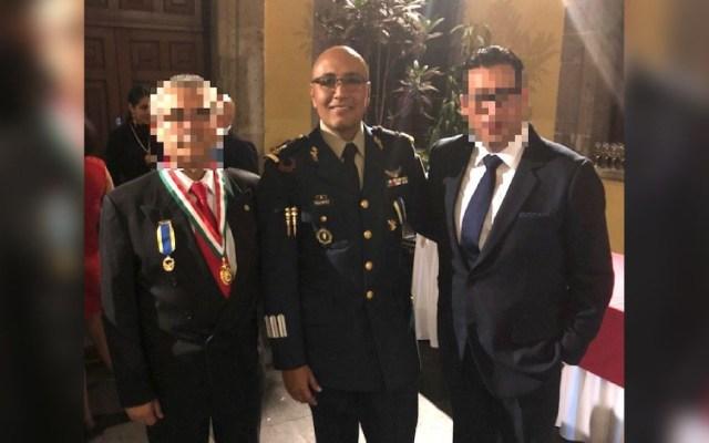 Regresa a México general vinculado al robo de combustible - Foto de Internet