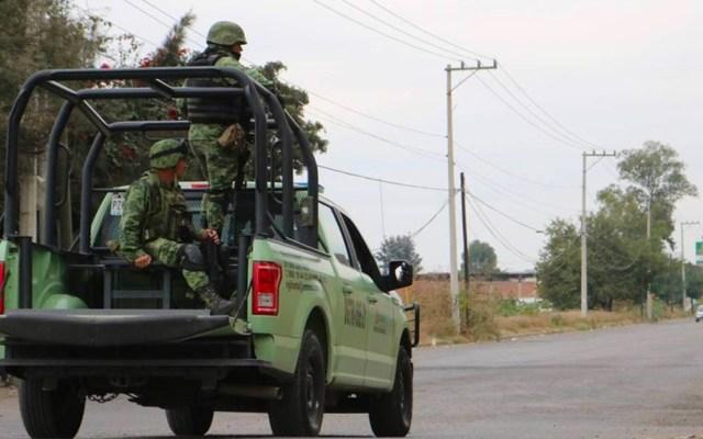 Autoridades civiles superan a militares en violaciones de derechos humanos - Foto de Milenio