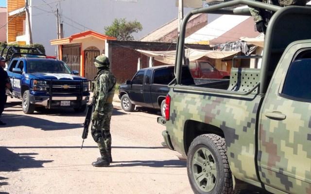Asesinan a excomandante en Sinaloa - Foto de Twitter