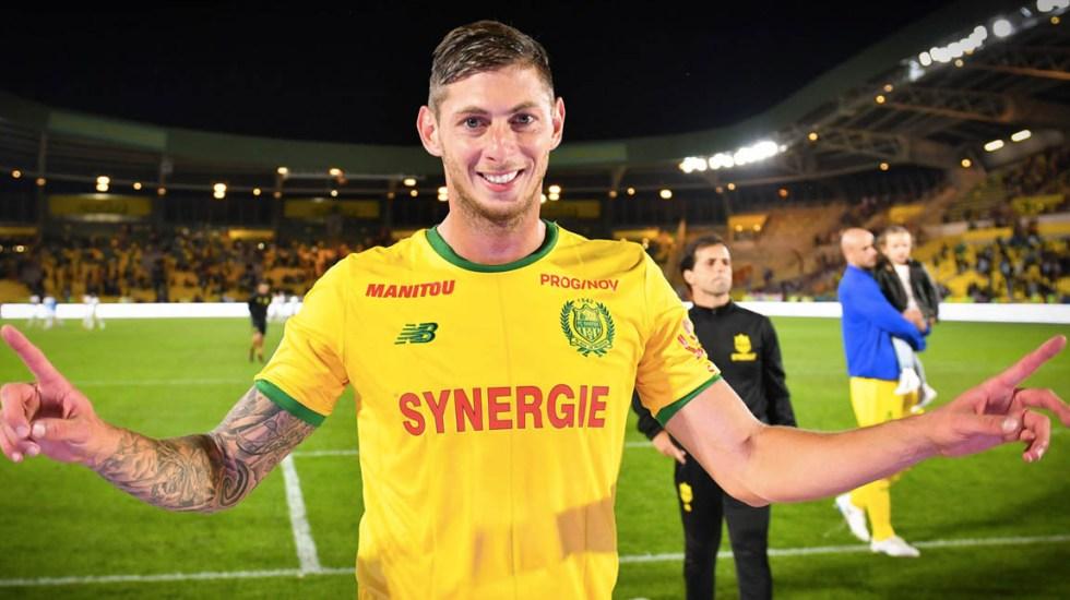 Nantes acude a la FIFA por pago de traspaso de Emiliano Sala al Cardiff - Foto de FC Nantes