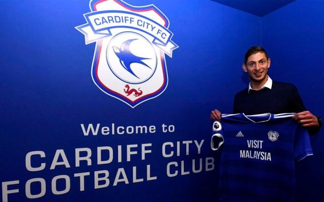 Llega a Argentina cuerpo de Emiliano Sala - Foto de @CardiffCityFC