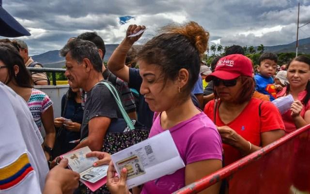 Más de 2.3 millones de venezolanos han abandonado su país - Foto de @NTN24ve