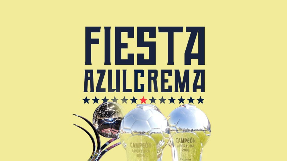 América celebrará títulos con afición en el Estadio Azteca - Foto de @ClubAmerica