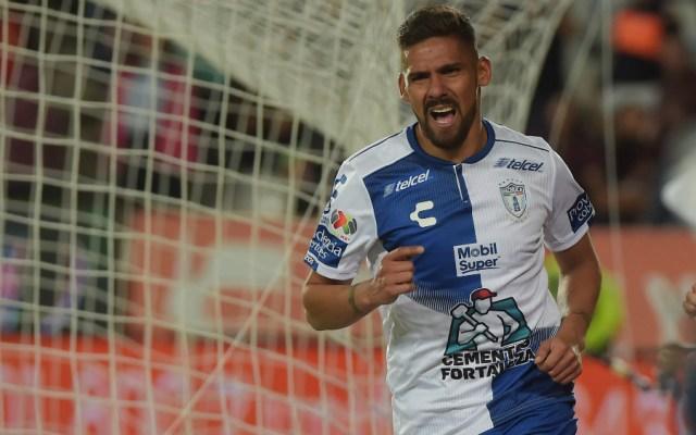 En el debut de Martín Palermo como técnico, Pachuca vence 1-0 a Pumas - Foto de Mexsport